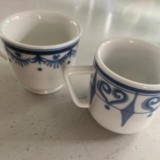 フェリシモ(FELISSIMO)のミニカップ、2個組み(グラス/カップ)