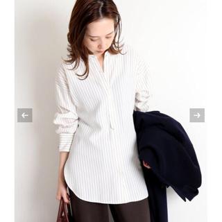 IENA - ヴィスコースシャツ◆ イエナ サイズ38 週末SALE
