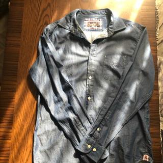 オリヒカ(ORIHICA)のORIHICA 七分丈長袖ポロシャツ(ポロシャツ)
