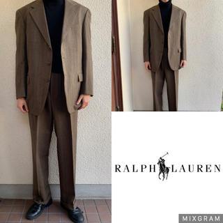 Ralph Lauren - 極上 美品 polo by Ralph Lauren セットアップ  ブラウン