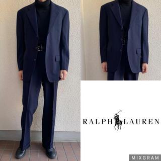 POLO RALPH LAUREN - 極上 polo by Ralph Lauren セットアップ  ネイビー 3P