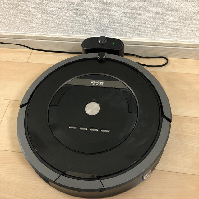 iRobot(アイロボット)のルンバ スマホ/家電/カメラの生活家電(掃除機)の商品写真