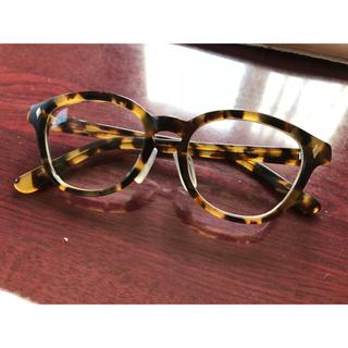 アヤメ(Ayame)のayame eyewear 初期デザイン メガネ(サングラス/メガネ)
