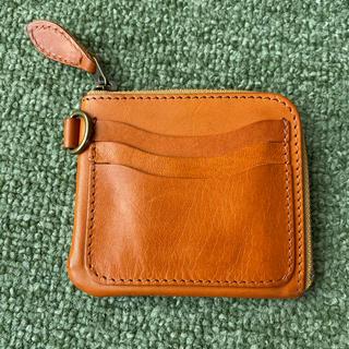 イルビゾンテ(IL BISONTE)の革 二つ折り財布(折り財布)