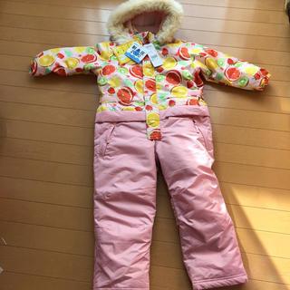 ミアリーメール ジャンプスーツ 110 120 スノーウェア スキー 双子 姉妹