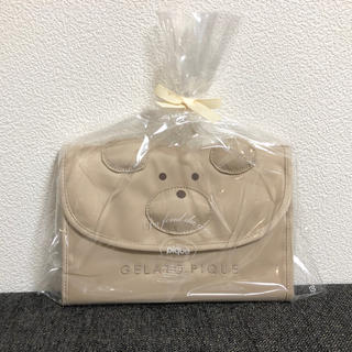 gelato pique - 新品 ジェラートピケ ベア母子手帳ケース bear Mサイズ