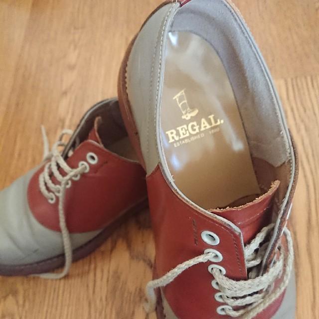 REGAL(リーガル)のREGALサドルシューズ レディースの靴/シューズ(その他)の商品写真