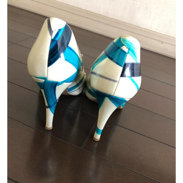 DIANA(ダイアナ)のDIANA☆エナメルパンプス レディースの靴/シューズ(ハイヒール/パンプス)の商品写真