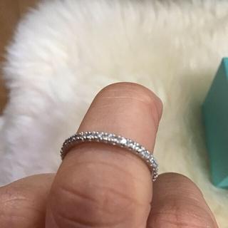 ダイヤモンド指輪フルエタニティーリング(リング(指輪))