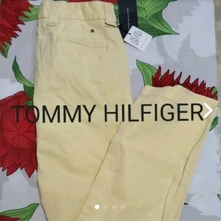 トミーヒルフィガー(TOMMY HILFIGER)のTOMMY HILFIGER新品パンツ(カジュアルパンツ)