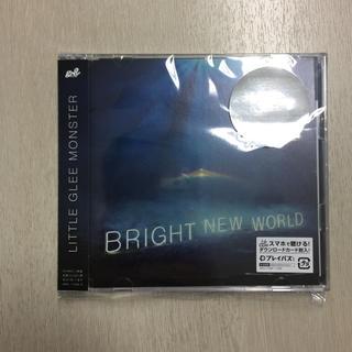 BRIGHT NEW WORLD 通常版初回仕様(2CD)