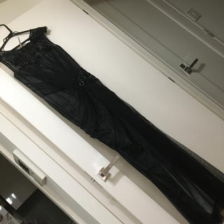 タダシショウジ(TADASHI SHOJI)のTADASHI SHOJIロングレースドレス(ロングドレス)