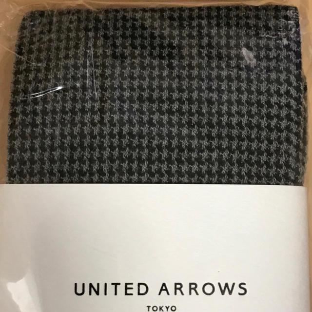 UNITED ARROWS(ユナイテッドアローズ)のUNITED ARROWS 千鳥格子柄 タイツ レディースのレッグウェア(タイツ/ストッキング)の商品写真