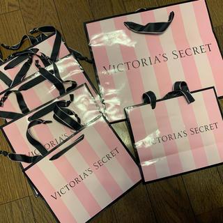 ヴィクトリアズシークレット(Victoria's Secret)のヴィクシー ショッパー6枚セット(ショップ袋)
