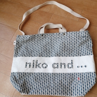 niko and... - niko and...  トートバッグ