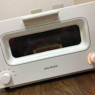 バルミューダ(BALMUDA)の【KEI様専用】バルミューダ トースター(調理機器)