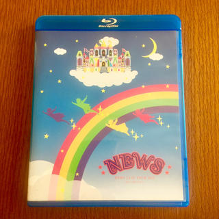 ニュース(NEWS)のNEWS LIVETOUR2012 美しい恋にするよ Blu-ray ブルーレイ(ミュージック)