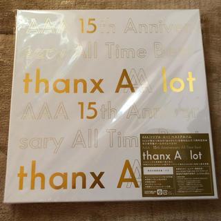トリプルエー(AAA)の【新品】AAA 15th BEST Blu-ray Music Clip セット(ポップス/ロック(邦楽))