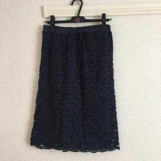 しまむら - レースタイトスカート