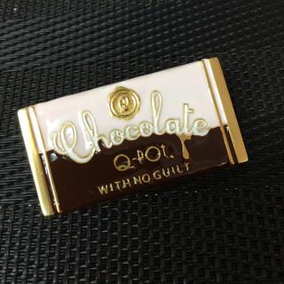 キューポット(Q-pot.)のQ-pot. キューポット ミルクチョコレートバーブローチ ピンズ ブローチ(ブローチ/コサージュ)