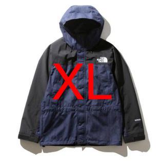 THE NORTH FACE - 【XLサイズ】ザ・ノースフェイス マウンテンライトデニムジャケット