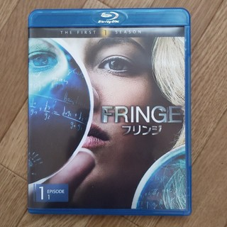 【Blu-ray】FRINGE/フリンジ〈ファースト・シーズン〉 Vol.1(TVドラマ)