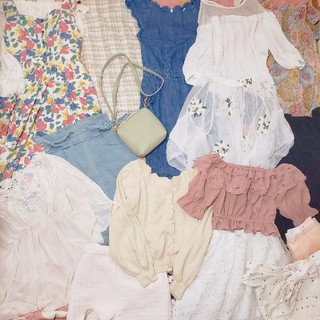 dazzlin - 春服先取りたっぷり41点以上🌸まとめ売り福袋