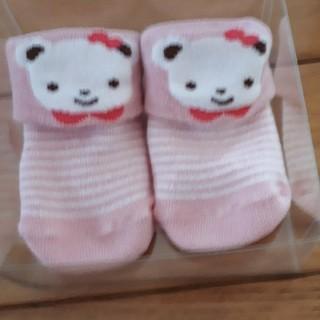 familiar - ファミリア 靴下 ベビー
