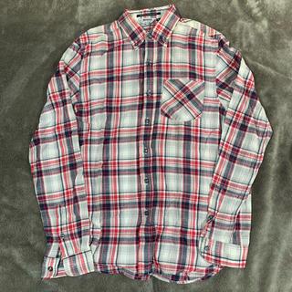 UNIQLO - NASHDULEK チェックシャツ