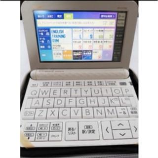 CASIO - 電子辞書 高校生モデル ホワイト XD-Z4800WE