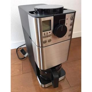 ムジルシリョウヒン(MUJI (無印良品))の無印良品 豆から挽けるコーヒーメーカー MJ-CM1(コーヒーメーカー)