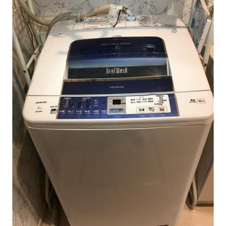 ヒタチ(日立)の洗濯機日立ビートウォッシュ(洗濯機)