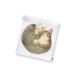 フェリシモ(FELISSIMO)のフェリシモ猫部 洗濯ネット(大サイズ)(日用品/生活雑貨)