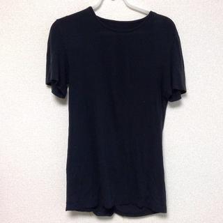 グンゼ(GUNZE)のグンゼ 日本製 インナー ブラック 半袖 Mサイズ(Tシャツ/カットソー(七分/長袖))