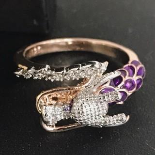 ドラゴンジルコニアリング(リング(指輪))