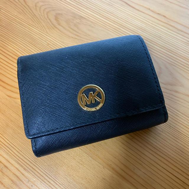 Michael Kors(マイケルコース)のMICHEAL KORS 二つ折り財布 レディースのファッション小物(財布)の商品写真