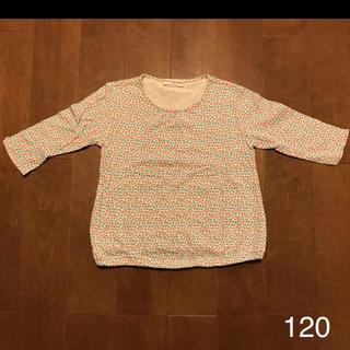 パーソンズキッズ(PERSON'S KIDS)のパーソンズキッズ カットソー 7部袖 120(Tシャツ/カットソー)