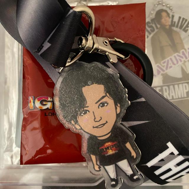 THE RAMPAGE(ザランページ)の川村壱馬 ネックストラップ チケットの音楽(国内アーティスト)の商品写真