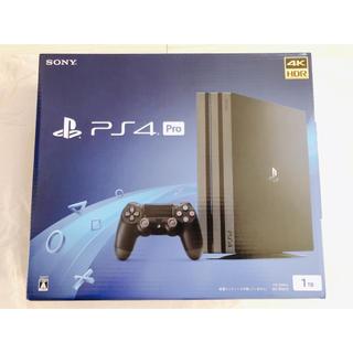 PlayStation4 - 新品未使用 Sony ソニー プレイステーション4 プロ PS4 PRO