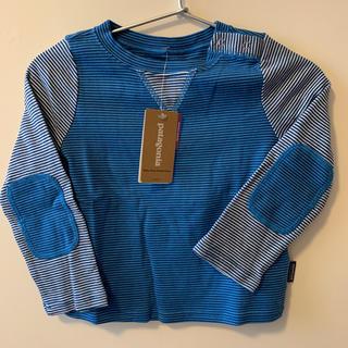 patagonia - Patagonia kids 長袖Tシャツ トップス 18-24 months