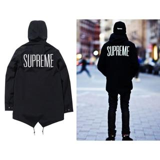 Supreme - Supreme 13SS Taped Seam Fishtail Parka
