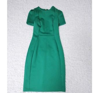 カルバンクライン(Calvin Klein)のカルバンクライン ワンピース ドレス(ひざ丈ワンピース)