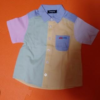 kladskap - クレードスコープ シャツ