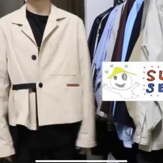 SUNSEA - SUNSEA  buena vista ブエナビスタ シャツジャケット