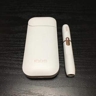 IQOS - 799番  アイコス2.4プラス 本体 ホルダー チャージャーセット ホワイト
