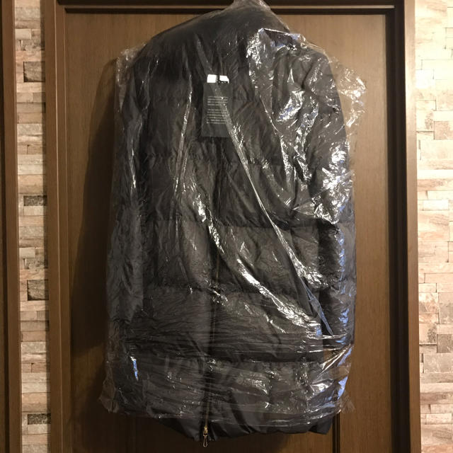 nano・universe(ナノユニバース)の今季!ナノユニバース♡西川ダウン♡チャコール36 レディースのジャケット/アウター(ダウンコート)の商品写真