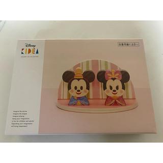 Disney - KIDEA ひなまつり ミッキー ミニー