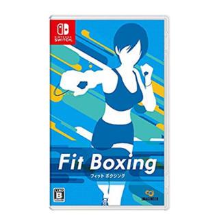ニンテンドースイッチ(Nintendo Switch)の 未開封 Fit Boxing  フィットボクシング (家庭用ゲームソフト)