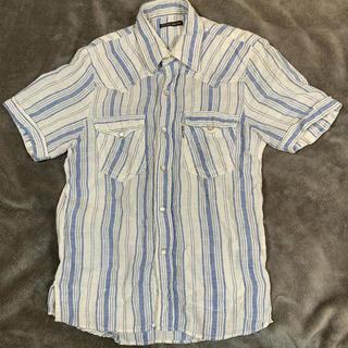 ブルーブルー(BLUE BLUE)のblue blue 半袖 シャツ(シャツ)
