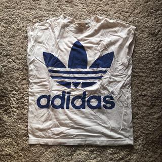 HYKE adidas コラボTシャツ